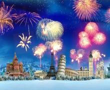Le mete europee più gettonate a Capodanno