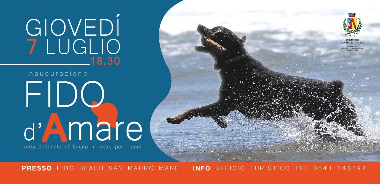 San mauro mare 1 spiaggia balneabile dai cani - Bagno delio san mauro a mare ...