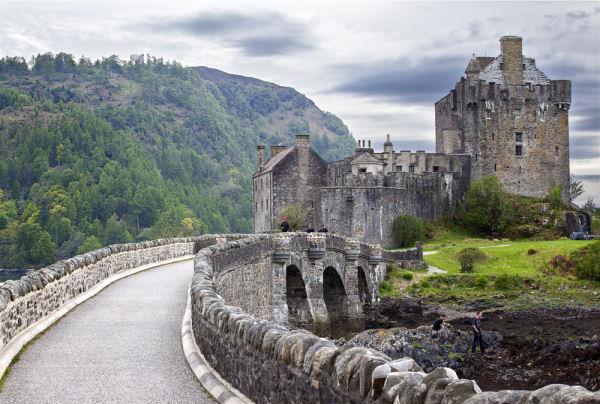 scozia-castello